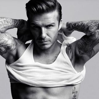 David Beckham's Underwear Ad For H&M