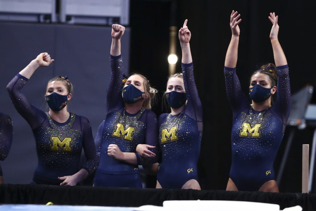2021 NCAA Women's Gymnastics Championship Winners