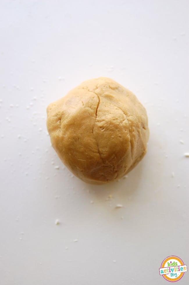 Peanut Butter Play Dough