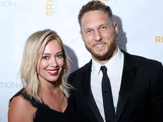 Watch Hilary Duff (Sort of) Define Her Romantic Relationship with Personal Trainer Jason Walsh