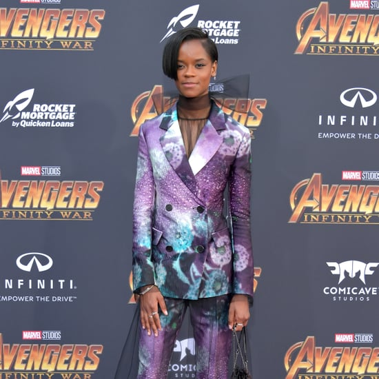 Letitia Wright Discusses Shuri Being a Disney Princess