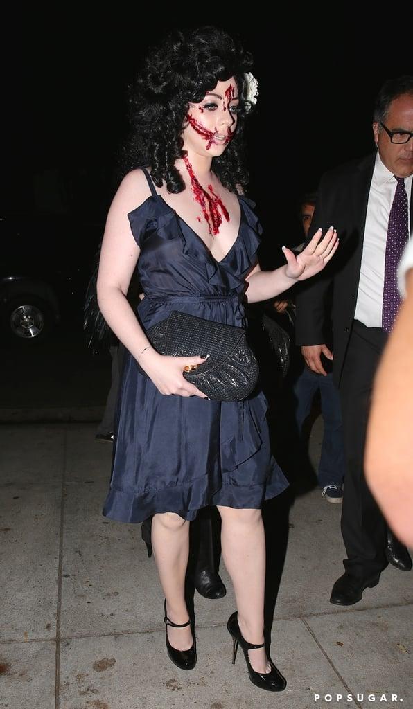 Michelle Trachtenberg Got Bloody As The Black Dahlia