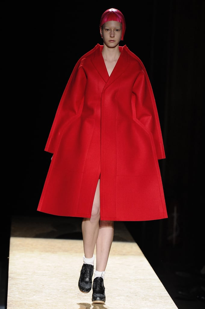 72e449bf7429 Comme Des Garcons Runway 2012 Fall