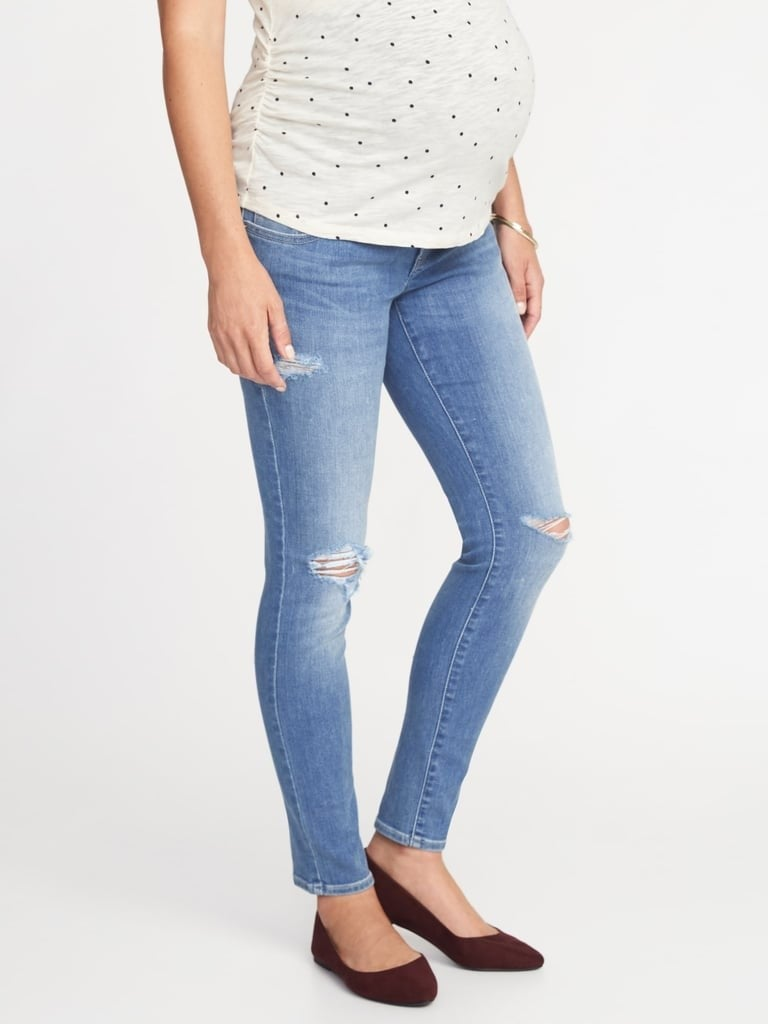 Best Maternity Jeans 2019