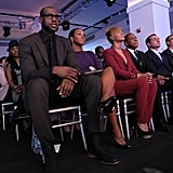 Beyoncé Knowles and Jay-Z Honor LeBron James | Pictures