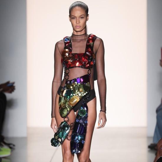Joan Smalls Fashion Week Spring 2018