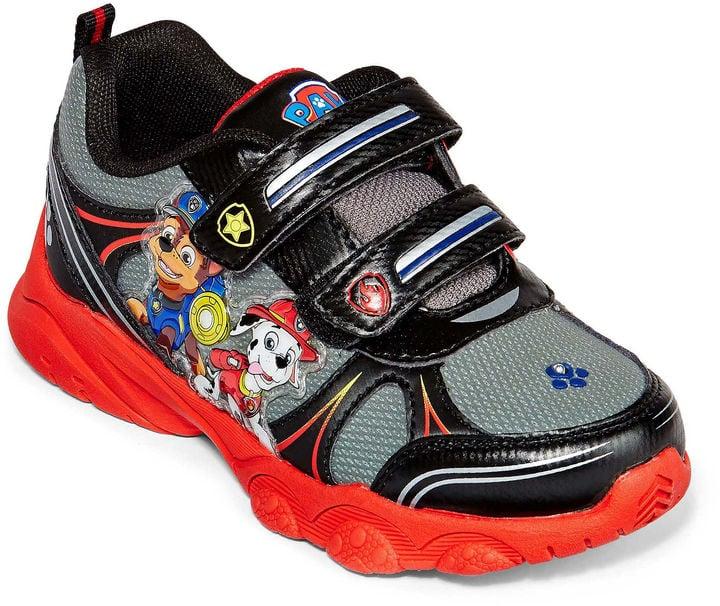 paw patrol light up shoes target