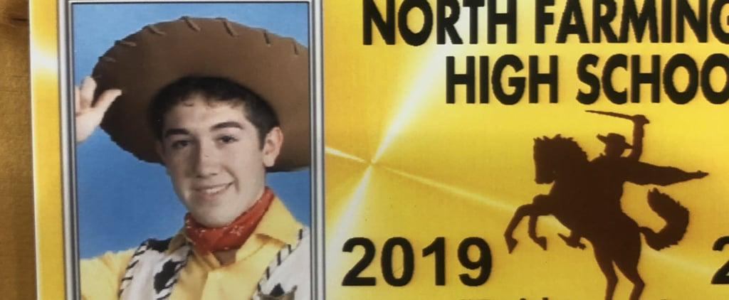 North Farmington High School Seniors' Pop Culture ID Photos