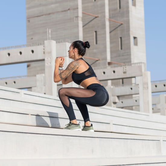 No-Equipment Stair Workout For Cardio and Strength