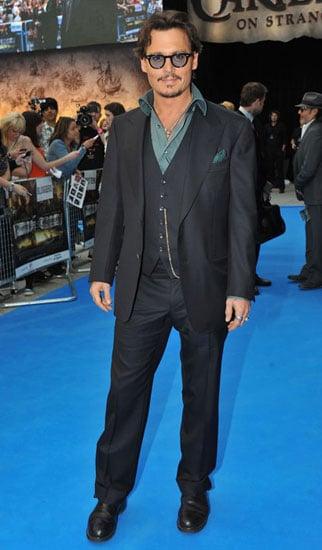 9. Johnny Depp