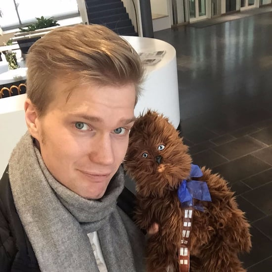 Who Plays Chewbacca in The Last Jedi?