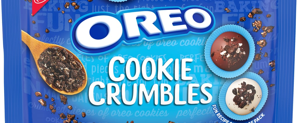 You Can Buy a Bag of Oreo Cookie Crumbles Now