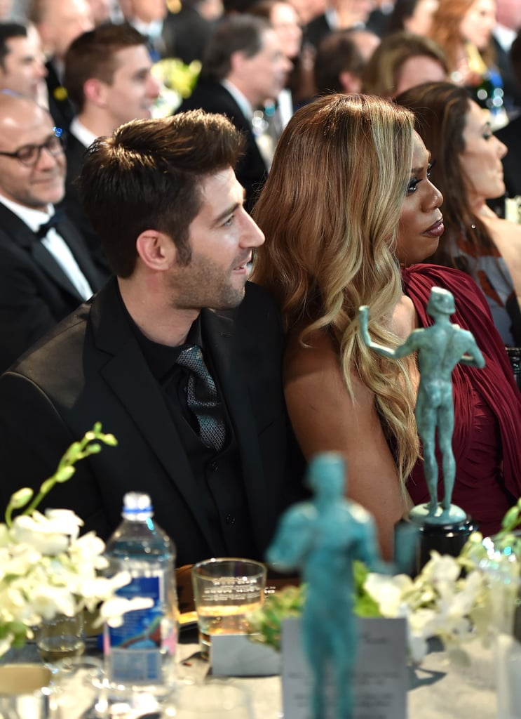 Laverne cox dating who