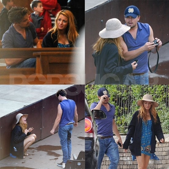 Blake Lively And Leonardo Dicaprio Pictures In Verona Popsugar