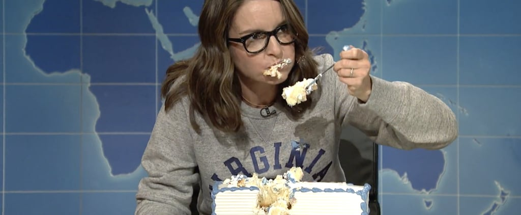 "Tina Fey Absolutely Obliterated Trump, neo-Nazis, and a Sheet Cake on ""Weekend Update"""