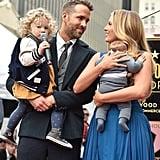 Dad Ryan Reynolds