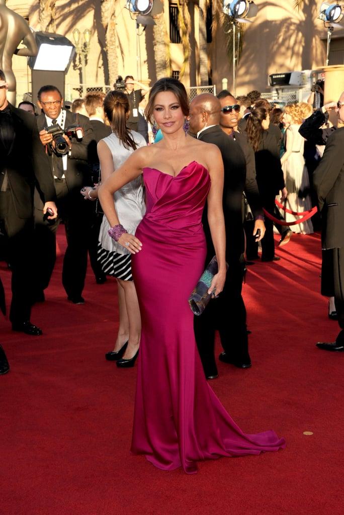 Sofia Vergara at the SAG Awards