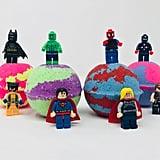 Superhero Bath Bombs