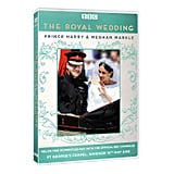 Prince Harry and Meghan Markle Wedding DVD