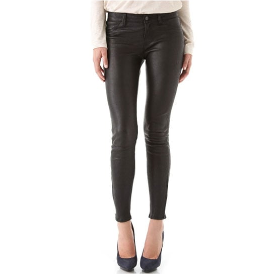 Granted... these pants are expensive. But I cannot explain how comfortable they are. I've been wearing them cuffed-up since November and intend on living in them all Winter long. — Ali, fashion editor Pants, approx $1,051, J Brand at Shopbop