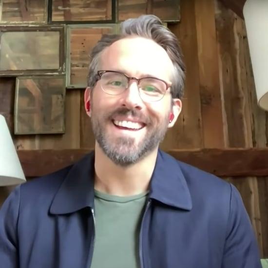 Ryan Reynolds Jokes About His Secret Family on Tonight Show
