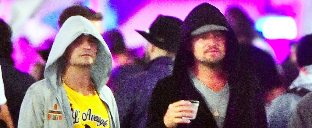 If Leonardo and Orlando Were Trying to Go Incognito at Coachella, They Failed