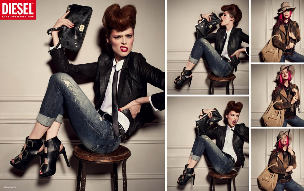 Diesel Fall 2012 Ad Campaign