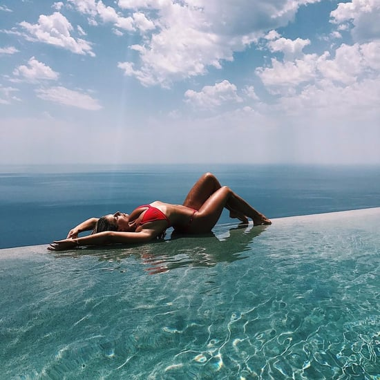 Monastero Santa Rosa Hotel Pool in Italy