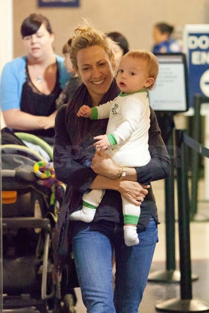 Sheryl Crow Tackles Her Tour With Little Fans Levi and Wyatt