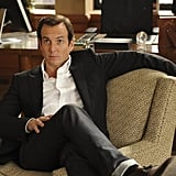 We're happy to see that Up All Night's Will Arnett makes another appearance as Devin Banks.  Photo courtesy of NBC