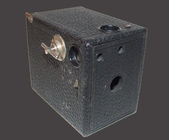 Buster Brown Box Camera