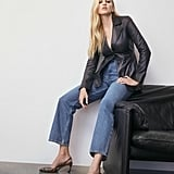 Reformation Vintage High Straight Jeans
