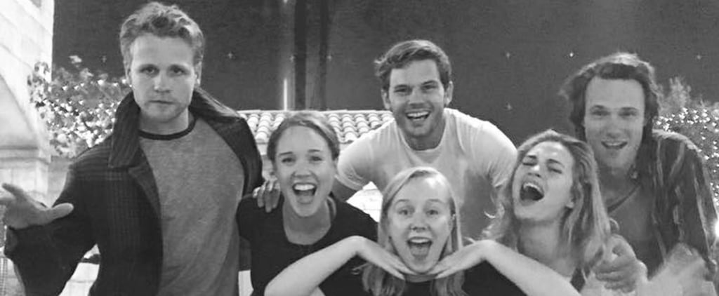 Mamma Mia 2 Cast Instagram Pictures
