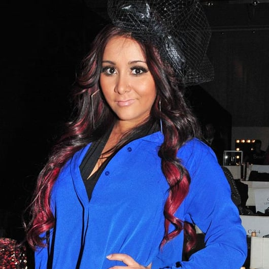 Snooki Talks Childbirth Fears With Kelly Ripa