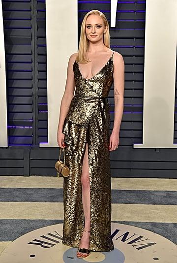 Sophie Turner's Style Evolution