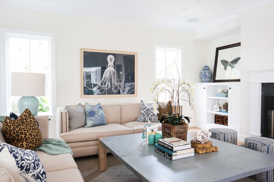 Modern Farmhouse Newport Heights Will Leave You Breathless