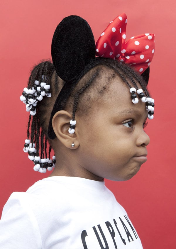 Natural Hairstyles For Children | POPSUGAR Beauty