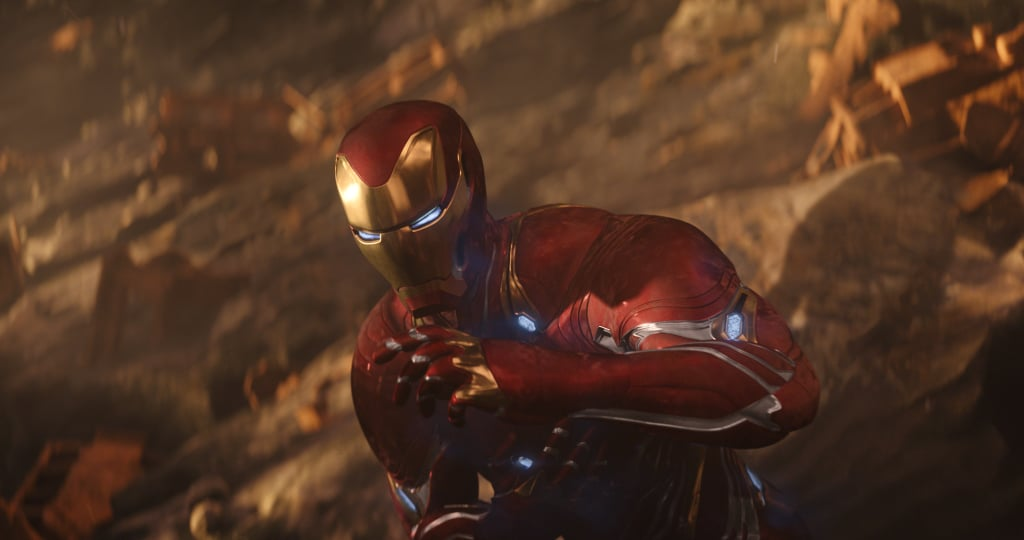 Avengers: Infinity War Photos and Trailer