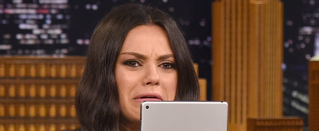 "Mila Kunis Plays ""Filtered Scenes"" on The Tonight Show"