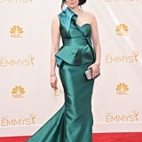 Laura Prepon at the 2014 Emmy Awards