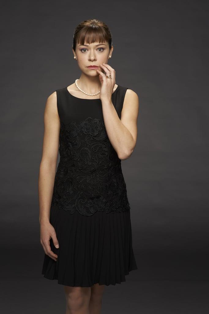 Tatiana Maslany as Alison. Source: BBC