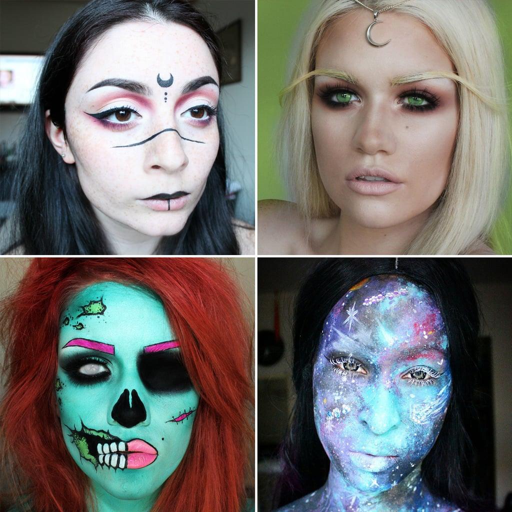 Geeky Makeup Inspiration