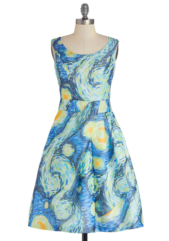 Down to a Fine Art Dress in Night ($130)