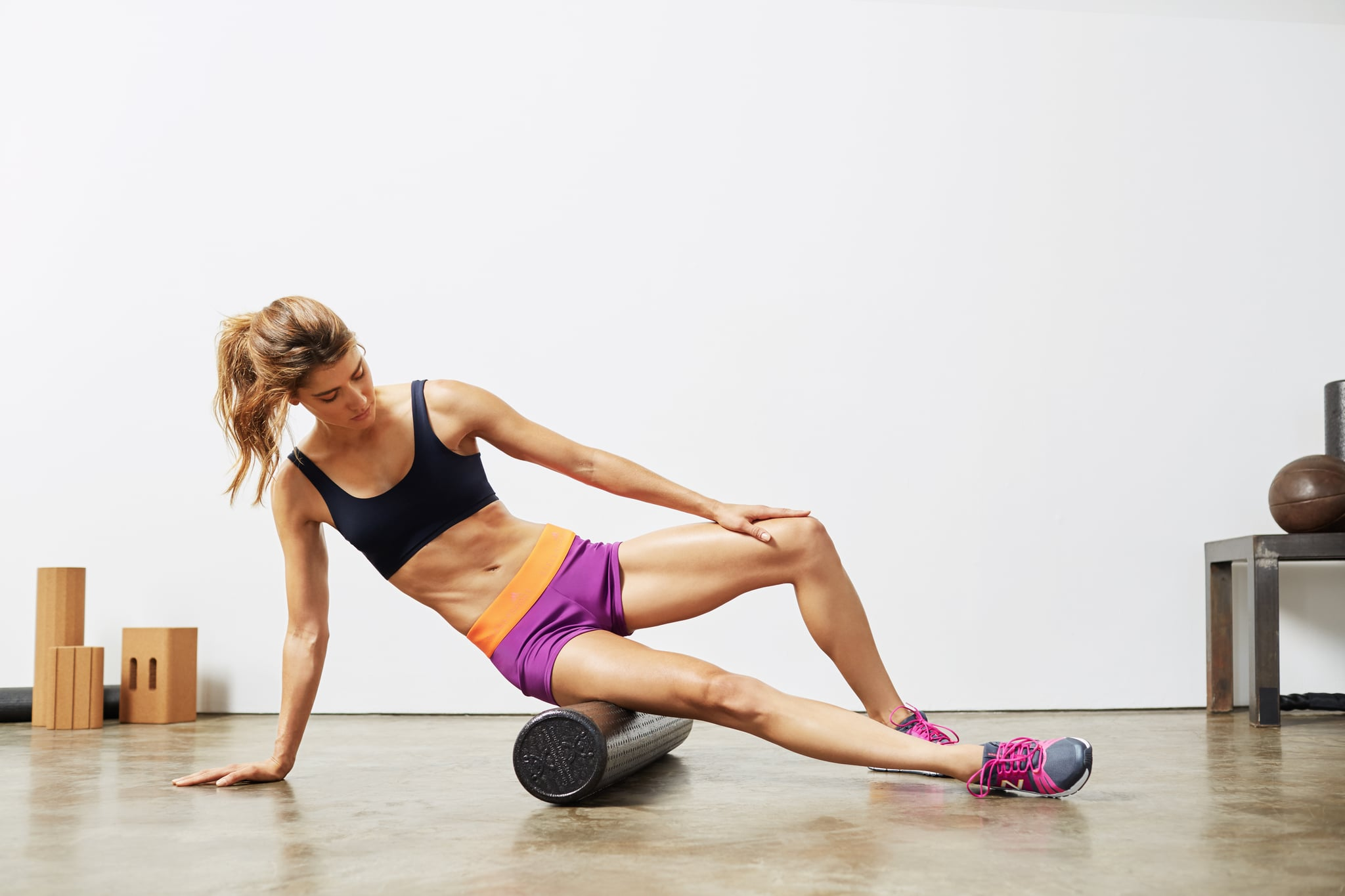If You're Not Using the Foam Roller, You're Doing Everything Wrong