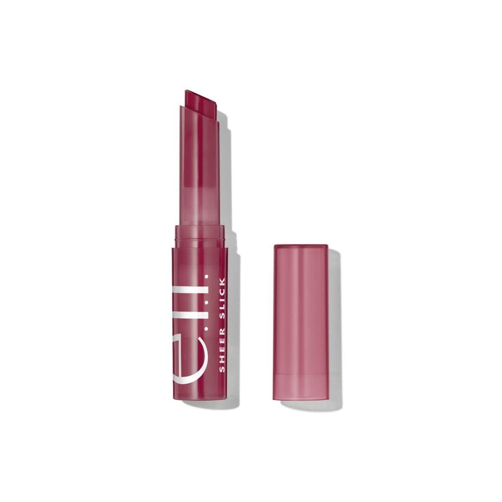 elf Cosmetics Sheer Slick Lipstick in Black Cherry