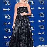 Holly Willoughby at the Dancing on Ice Photocall, December 2019