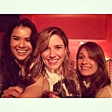 """Sophia Bush celebrated """"Galentine's Day"""" with her girlfriends."""