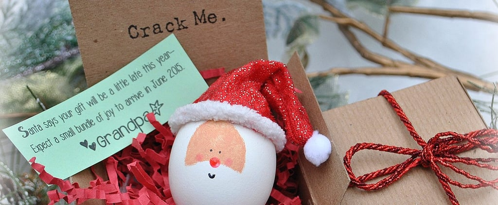 10 Creative Ways To Announce Your Pregnancy Over the Holidays
