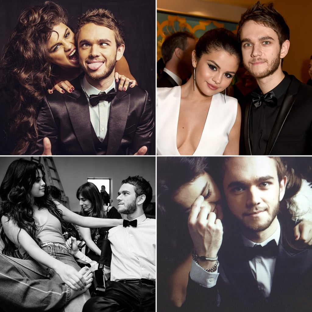 Cute Selena Gomez and Zedd Pictures