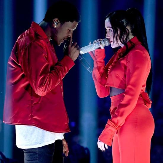 """Noah Cyrus Sings """"Make Me (Cry)"""" at 2017 iHeartRadio Awards"""